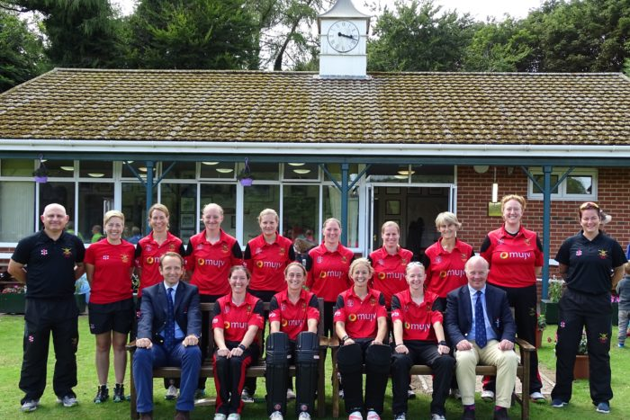 Ladies Team Red 2017